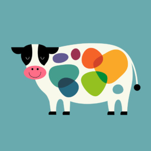 Awesome Cow