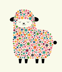 Bubble Sheep