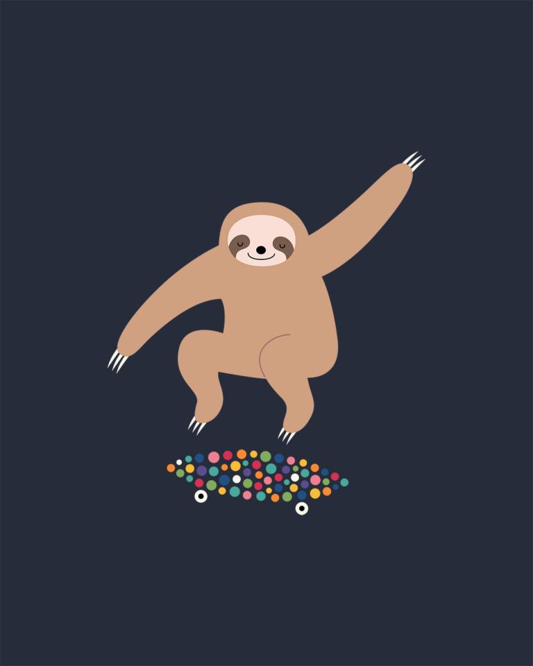 Sloth Gravity