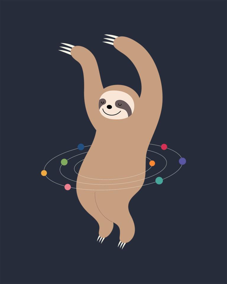 Sloth Galaxy